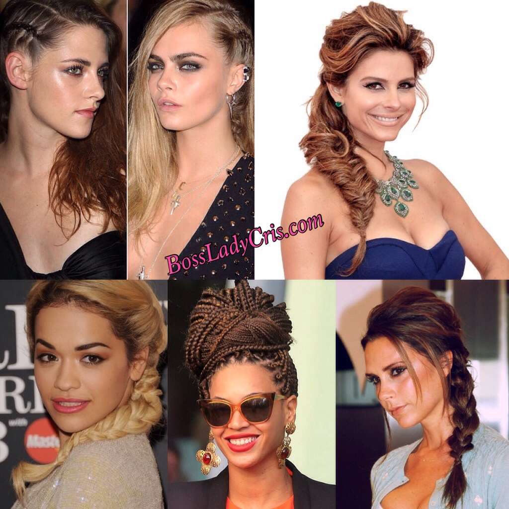 2014070717291962959870g 5 Musthave Summer Hairstyles €� Bossladycris €� Chic  Vision French Braid Your Own Hair How