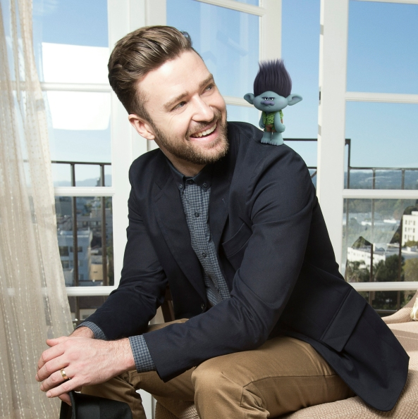 Justin Timberlake, Los Angeles Times, December 10, 2013